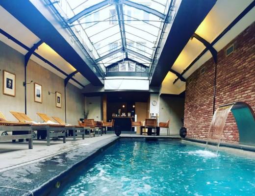 Deep nature spa h tel saint james albany les exploratrices for Salon piscine paris