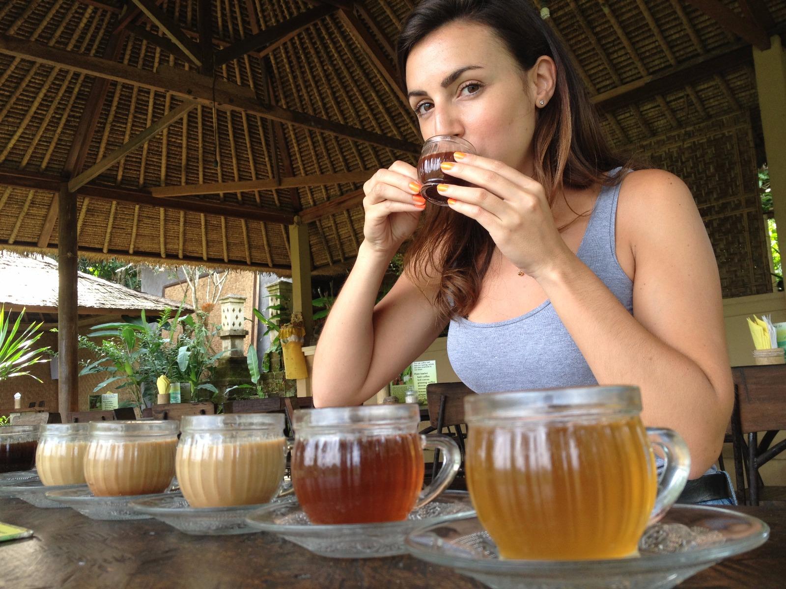 les-exploratrices-bali-ubud-fanny-lexploratrice-café-luwak-tasting