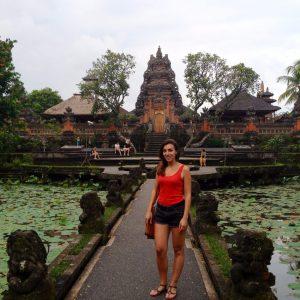 temple pura desa à ubud