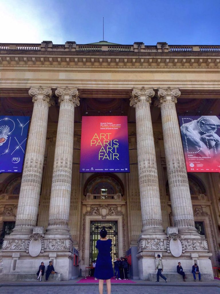 art-paris-afrique-affiche-devanture-grand-palais
