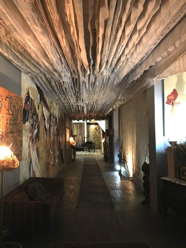bushman-hotel-entree visiter abidjan