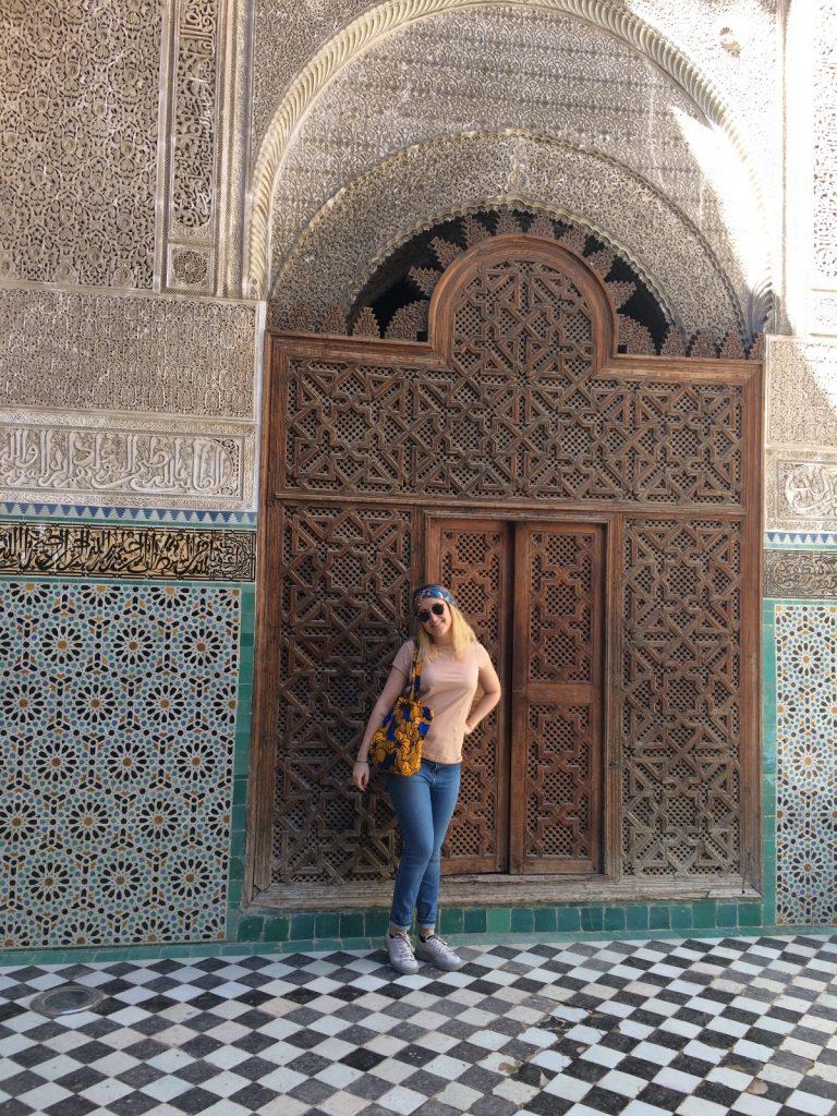 les-exploratrices-maroc-fes-medersa-jade