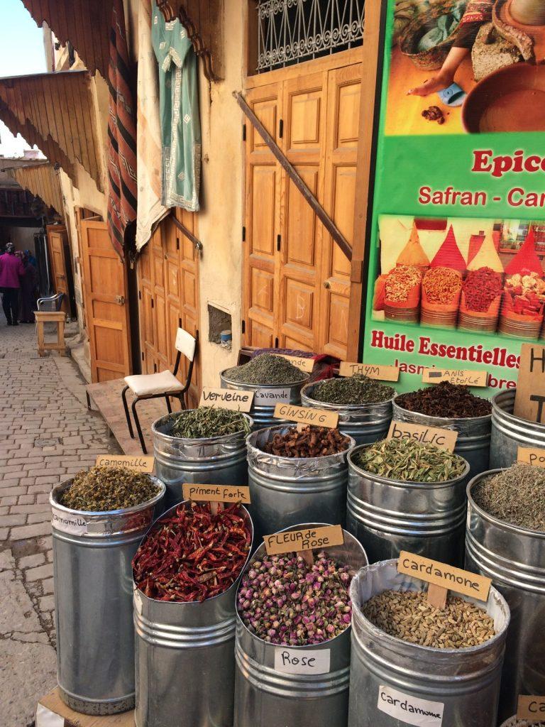 les-exploratrices-maroc-fes-medina-epices