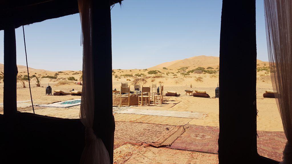 les-exploratrices-maroc-merzouga-vue-camp