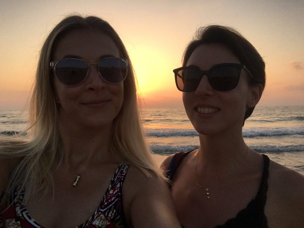 les-exploratrices-tel-aviv-israel-sunset-ornella-fanny