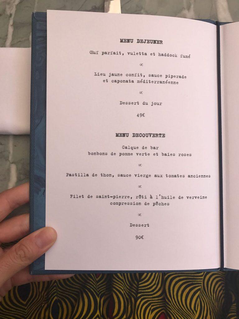 les-exploratrices-paris-restaurant-divellec-menu-dejeuner