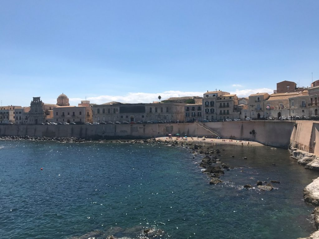 les-exploratrices-roadtrip-sicile-ortigia-mer-sud de la Sicile