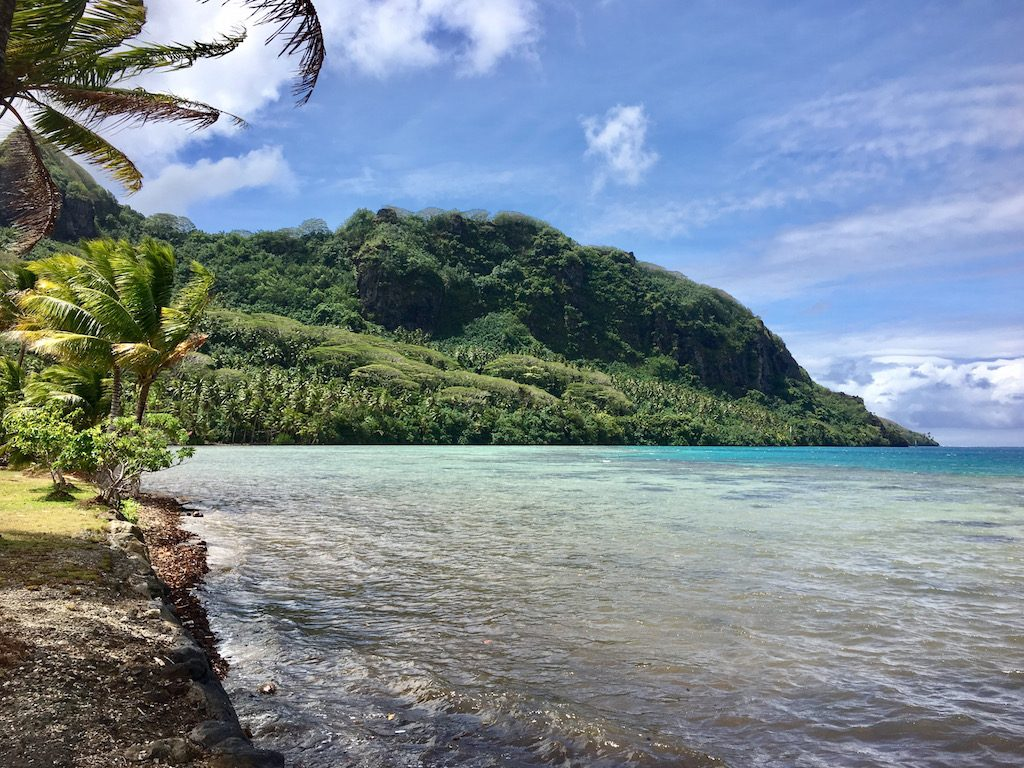 Huahine l'île authentique