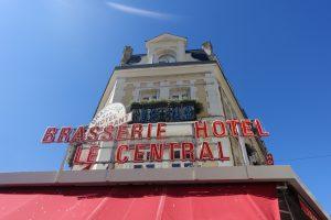 weekend original en Normandie et manger des fruits de mer au Central