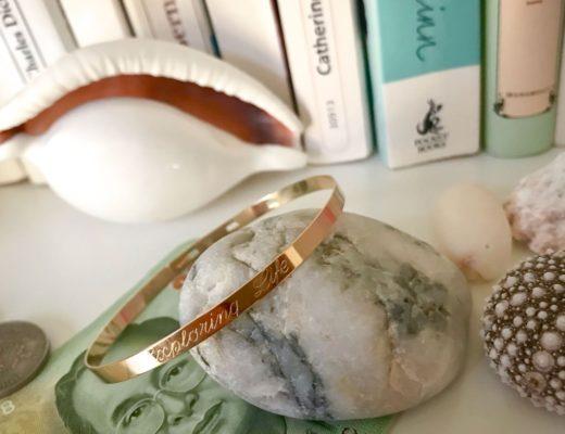 concours facebook gagnez un bracelet jonc personnalisé avec tendance&co