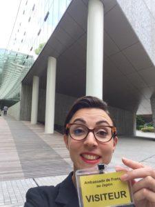 voyage à tokyo ambassade de france
