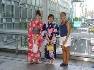 voyage à tokyo quartier odaiba