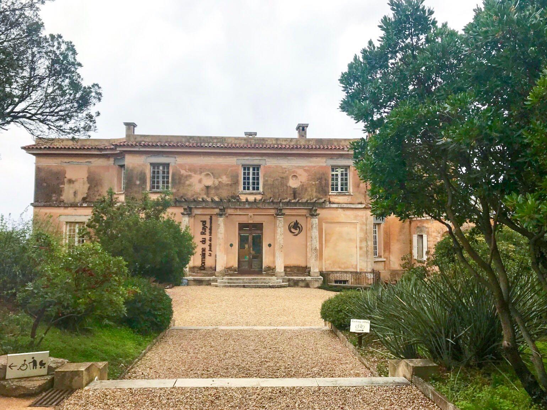 Domaine du rayol jardin des mediterranees batiment - Domaine du rayol le jardin des mediterranees ...