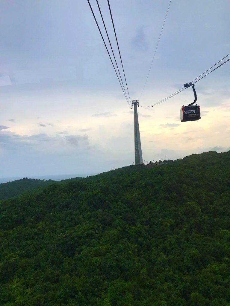 téléphérique-Vietnam