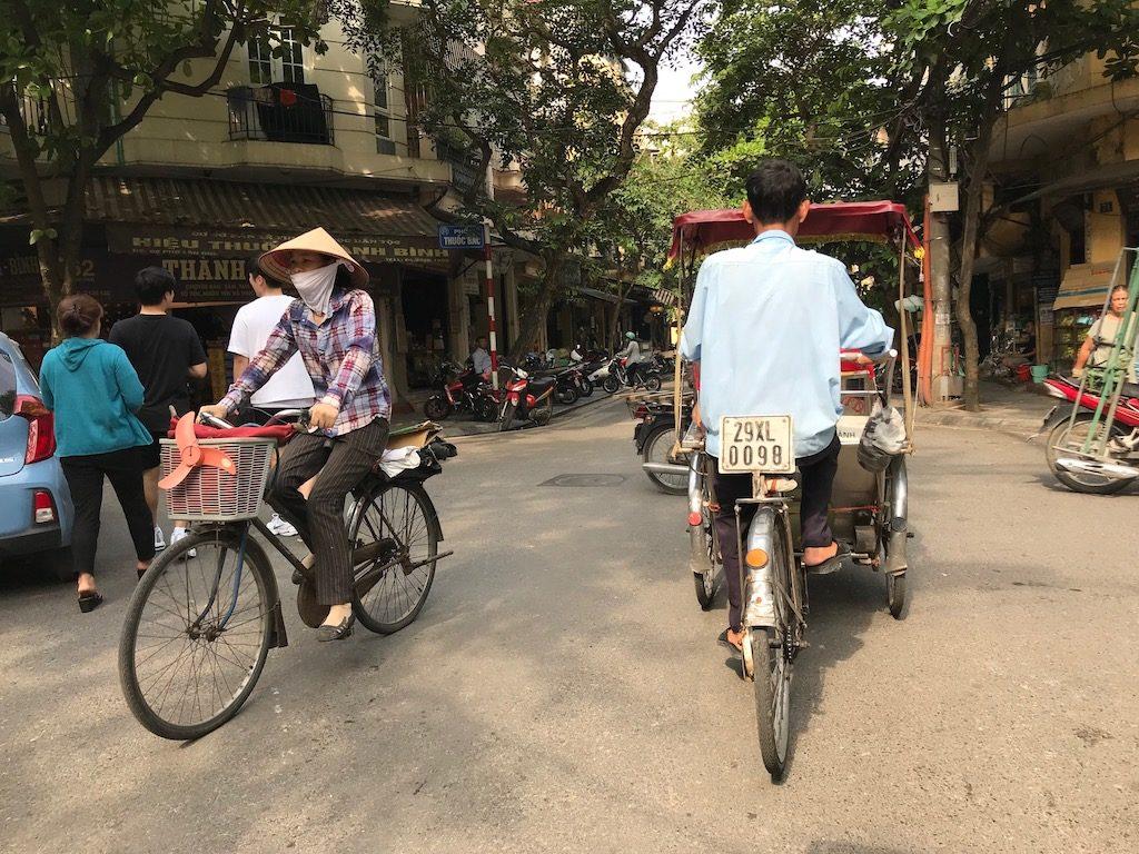 vélos-hanoï
