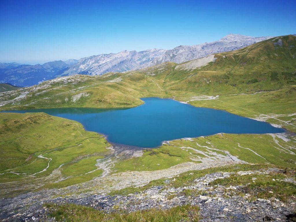 randonnée savoie mont blanc lac