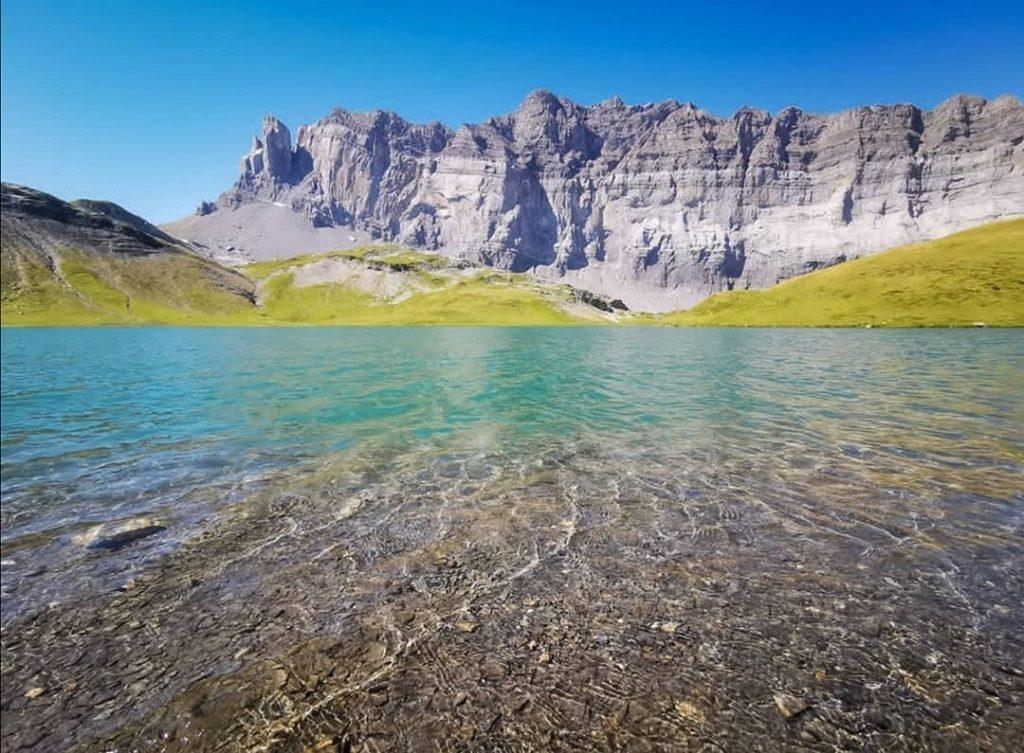 randonnée savoie mont blanc lac d'anterne