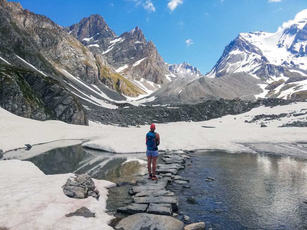 randonnée savoie mont blanc lac des vaches