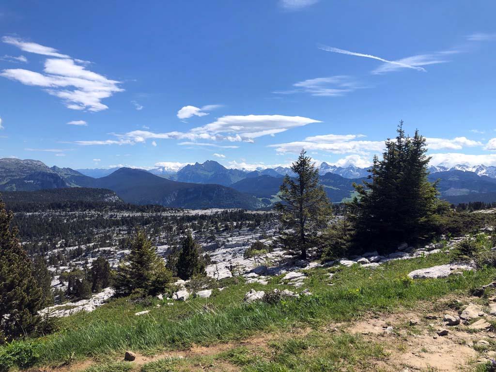 randonnée savoie mont blanc parmelan lapiaz