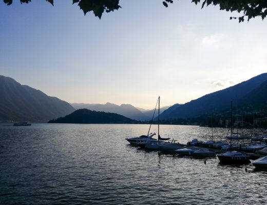 visiter lac de côme